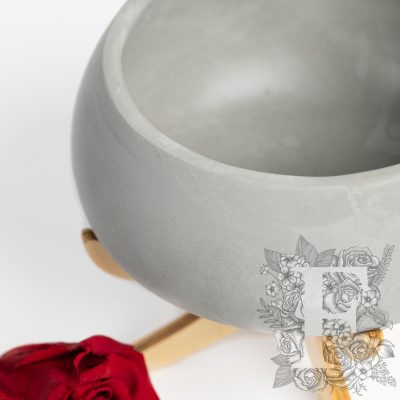 Luna bowl - Stone- Large