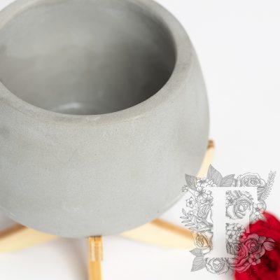 Luna bowl - Stone - Small