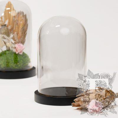 Bell jar - LED - Large
