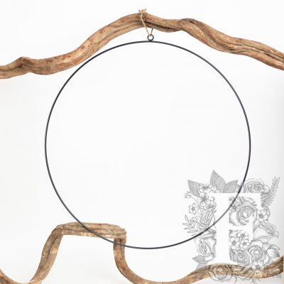Wire Ring Hoop Base - Large