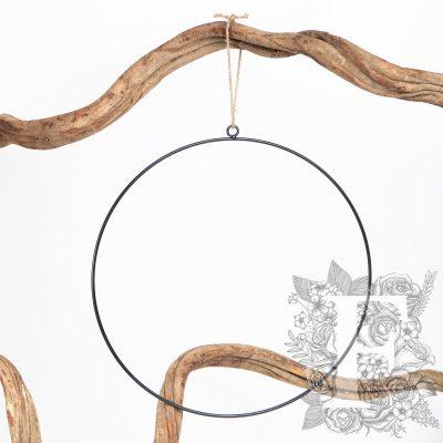 Wire Ring Hoop Base - Medium