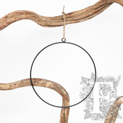 Wire Ring Hoop Base - Small