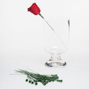 Rose Stem Artificial (24.5cm)