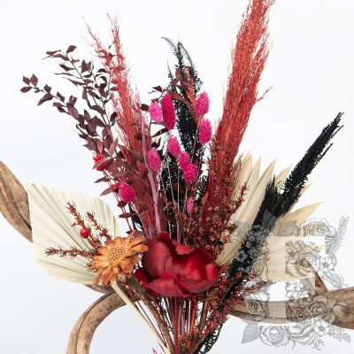 Large Bouquet - Red