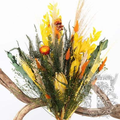 Large Bouquet - Yellow
