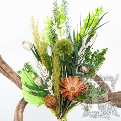 Large Bouquet - Green