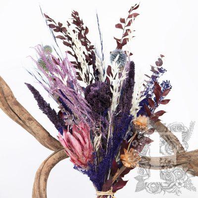 Large Bouquet - Purple