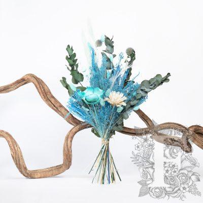 Large Bouquet - Blue